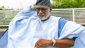 Governor Akeredolu Sworn in for Second Term.