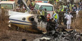 Air Force Releases Names of Officers killed in Abuja Plane Crash .