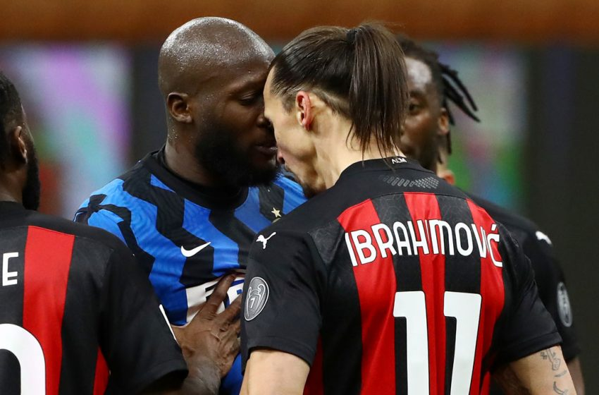 Ibrahimovic, Lukaku Rematch as Milan Rivals Clash for Serie A top Spot.