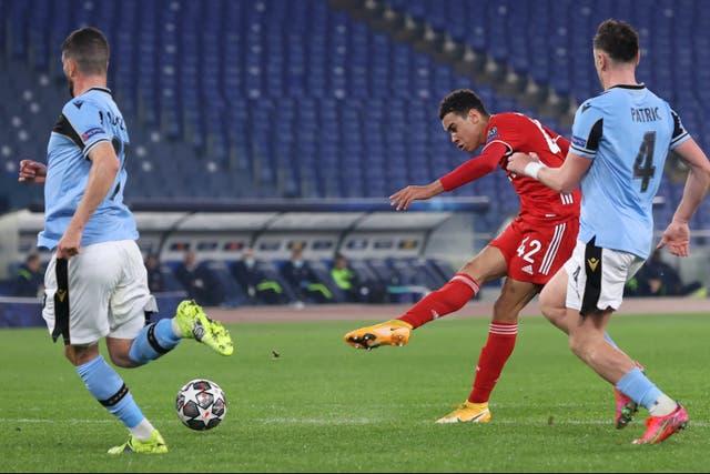 Bayern Munich thrash Lazio 4-1 as Jamal Musiala and Robert Lewandowski make Champions League history