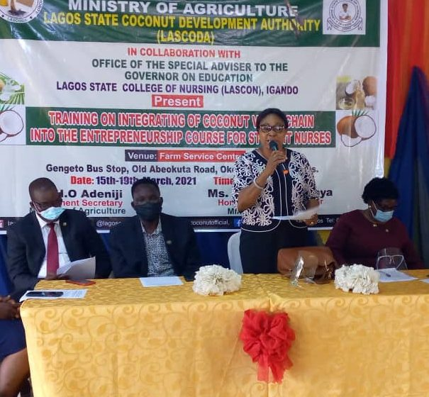 LAGOS VOWS TO EXPOSE YOUTHS TO MODERN SKILLS IN AGRICULTURE