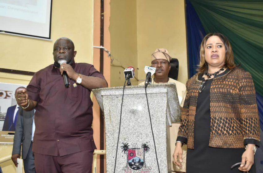 LASG, Stakeholders Review Osborne Foreshore Residential Scheme Ii Approval Order.