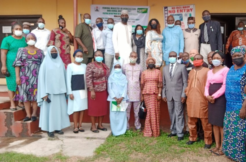 LAGOS ASSURES OF PRIORITY ATTENTION TO AGRICULTURAL EXTENSION OFFICERS