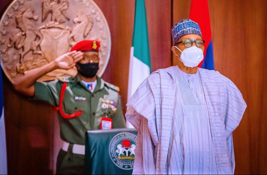 Buhari Declares Zamfara No Fly zone, Bans Mining Activities