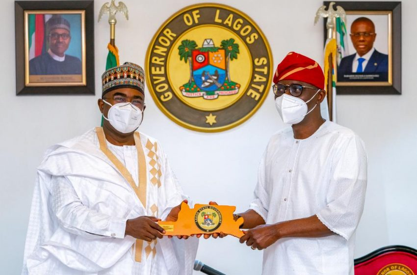 Lagos Will Continue To Collaborate With Ndlea On Drug Crisis, Sanwo-Olu Assures Marwa