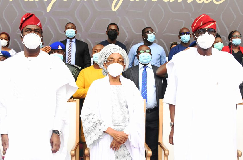 Governor Sanwo-Olu Announces Leadership Academy To Immortalise Jakande