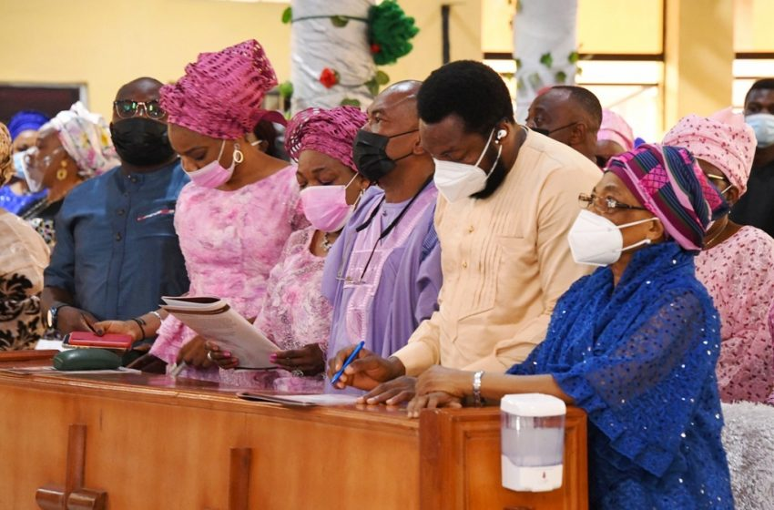 Jakande Will Live In People Hearts Forever, Says Sanwo-Olu