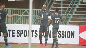 Super Eagles End Qualifying Series On High, Beat Lesotho 3-0