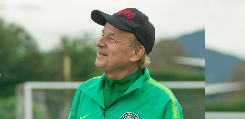 AFCON qualifiers: Rohr invites Onuachu to replace Simon