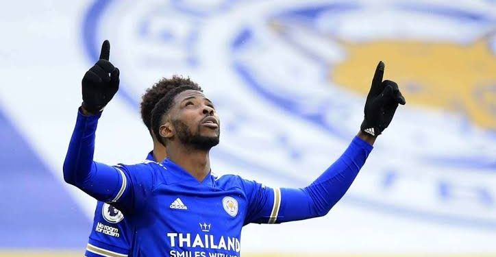 Iheanacho goals help Leicester knock Man United out of FA Cup