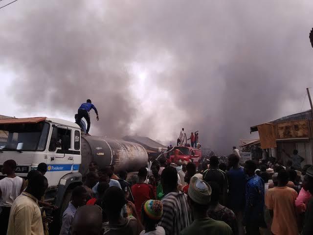 FG to Support Victims of Katsina Central Market Inferno