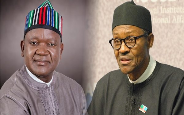Ortom meets Buhari over Attack by Herders