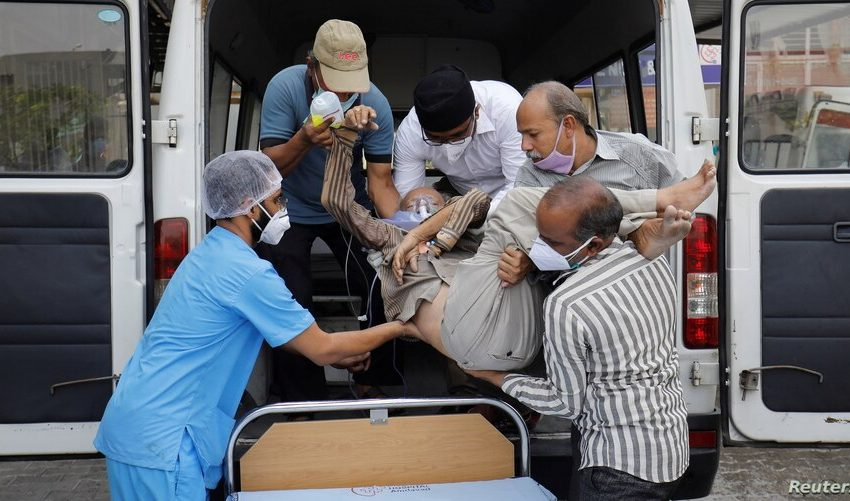 India Surpasses 200,000 COVID-19 Deaths