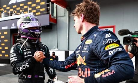 Max Verstappen wins Emilia Romagna F1 Grand Prix after Hamilton blunder