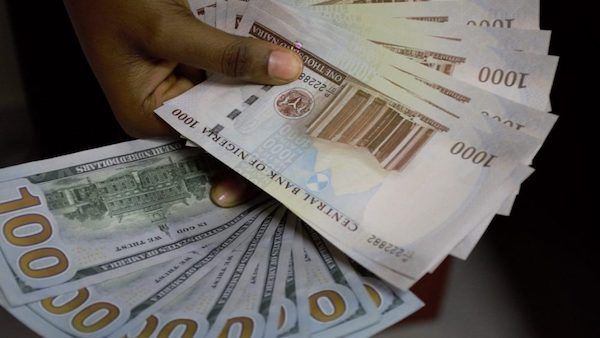 Naira crashes further as CBN injects $1.47bn into FOREX Market.