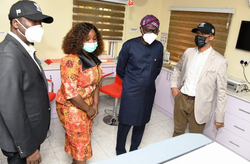 Harvest Of Projects As Sanwo-Olu Commissions Critical Medical Infrastructure