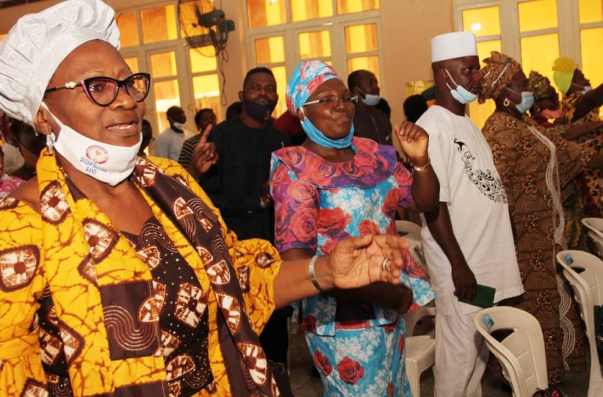 Lagos State Christian Pilgrims Board Opts For Pilgrimage To Jordan.