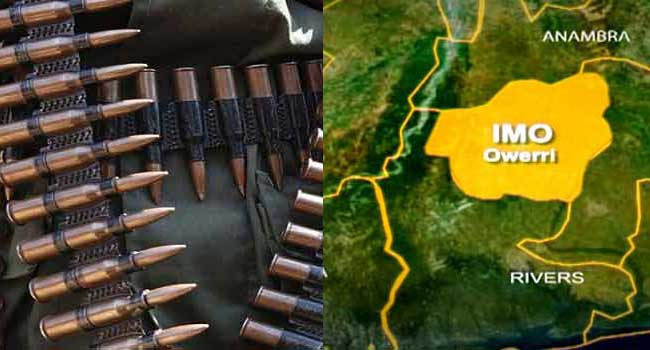 Gunmen Attack Another Police Station In Imo, Kill Five Officers