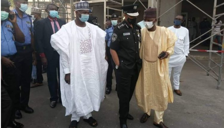 IGP Pays First Visit To Nigeria Police Trust Fund
