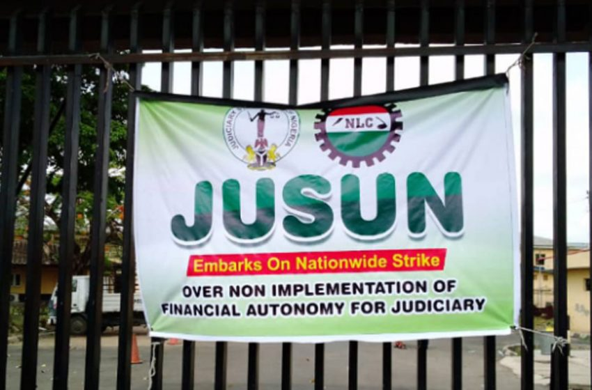 NBA says Prolonged JUSUN strike affecting Justice System