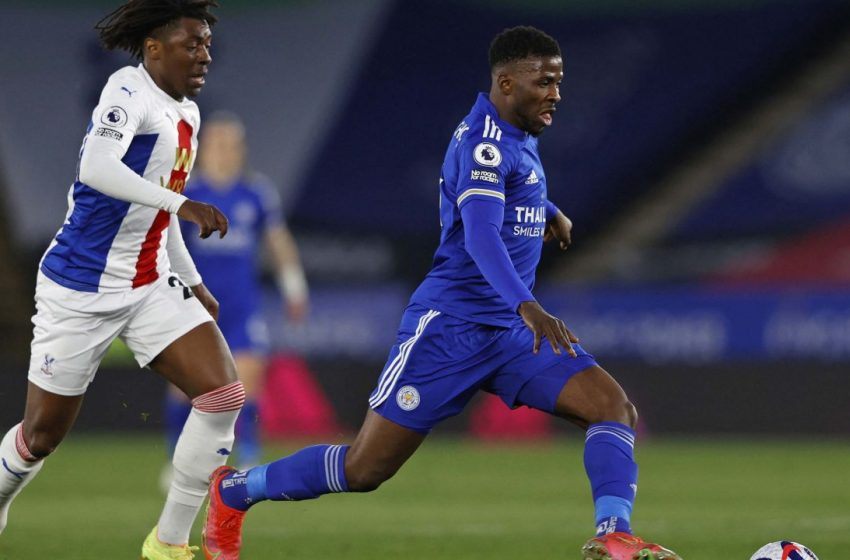 Iheanacho seals Leicester fightback to sink Palace