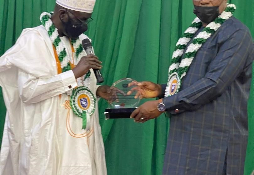 Nigeria Union Of Pensioners Honours Sanwo-Olu With Excellence Award