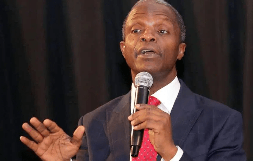 Osinbajo to represent Nigeria at Sierra Leone's 60th Independence Day celebration