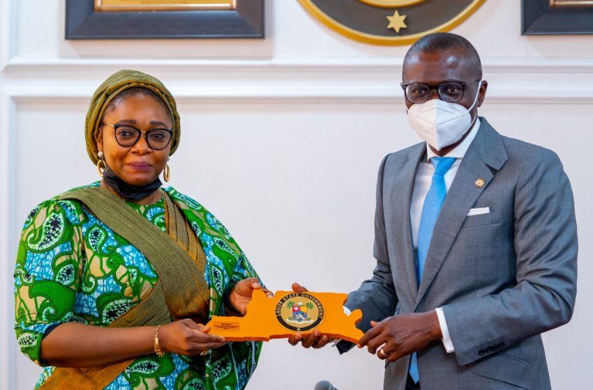 Lagos, NAPTIP Discuss Areas Of Collaboration To Fight Human Trafficking