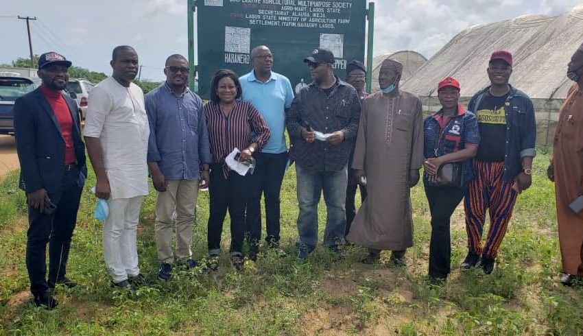 Sanwo-Olu SeeksFederal Government's Support On Financing Strategic Projects.