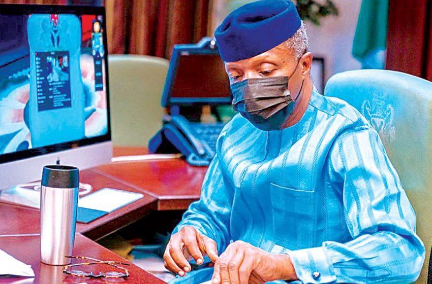 Nigeria Can`t Afford Another Civil War – Osinbajo