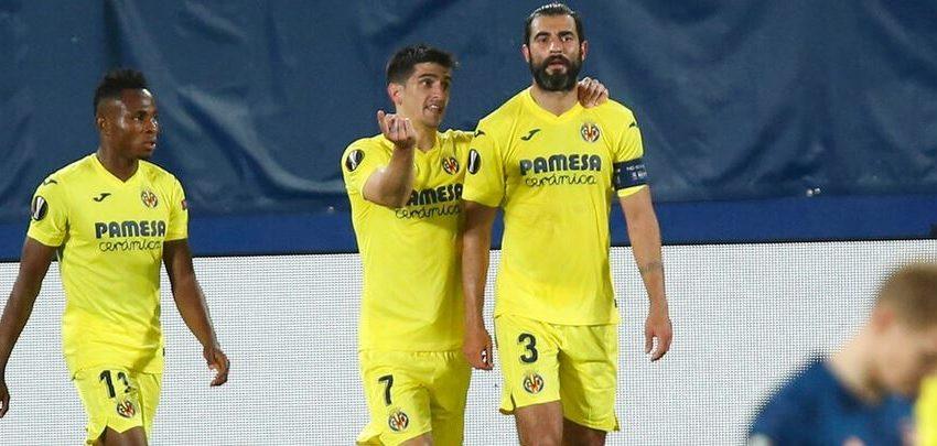 Arsenal Loses 2-1 To Villarreal