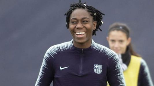Manchester United interested in Oshoala