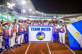 Team Delta Win 20th National Sports Festival
