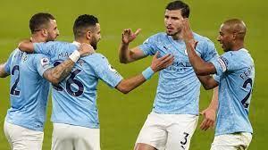 Man City Beats Dortmund To Set Up Psg Semi-final