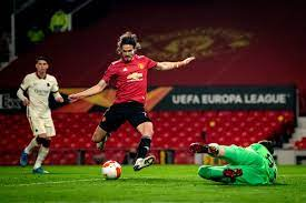 Man United Beats Roma 6-2, on Course for Europa League Final.