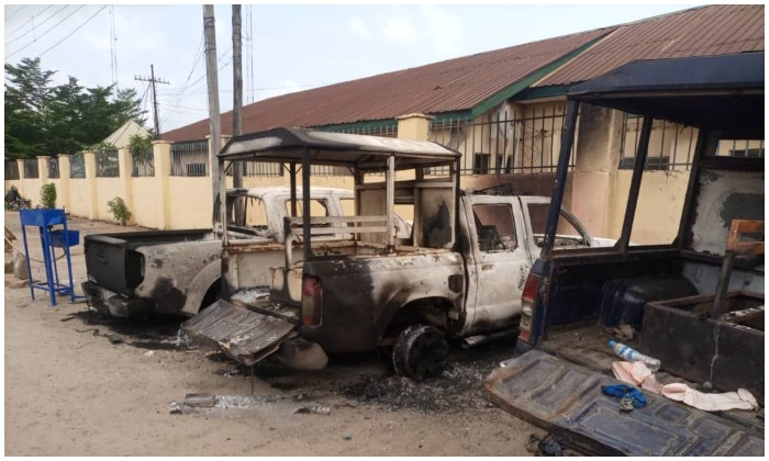Gunmen attack Imo prison, free over 1500 inmates