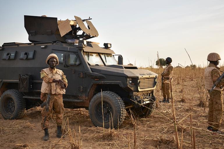 Around 30 Reportedly killed in Burkina Faso Village Attack.