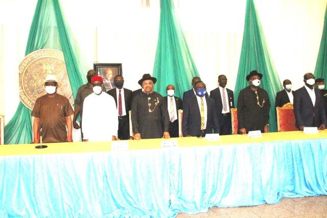 Governors Meet On May 19 Over Executive Order 10, Others
