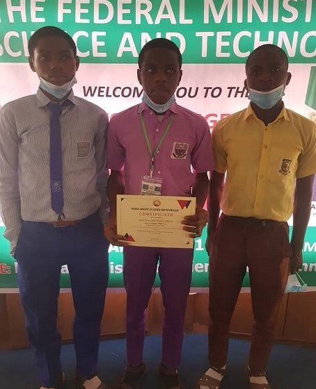 LAGOS WINS NATIONAL SCIENTISTS AWARD