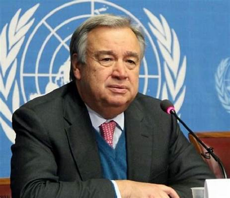 UN Urges Coordinated Approach To Address COVID-19, Stem Poverty