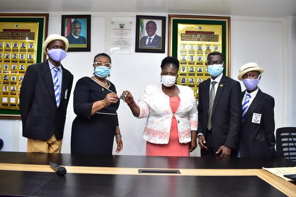 Lagos Triumph As Overall Best Public School In Presidential Award