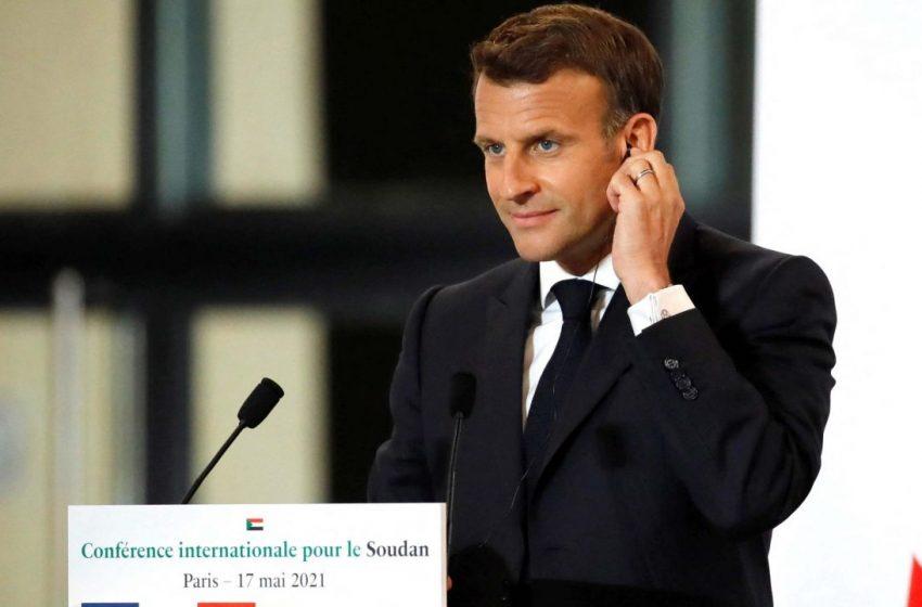 Macron Hosts Summit On Post-Covid Africa Finance