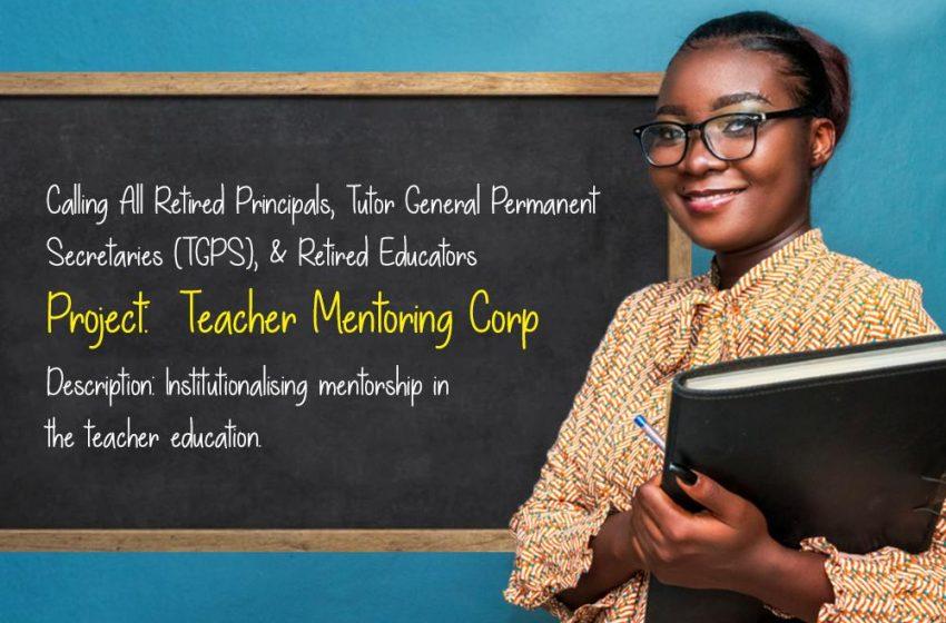 Lagos Introduces Volunteer Teachers Mentorship Corps For Schools.