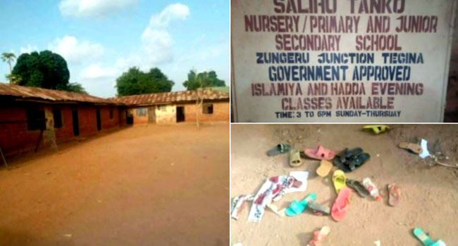 11 OF THE KIDNAPPED 200 ISLAMIYYA STUDENTS, RELEASED