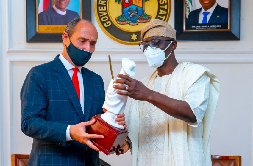 LASG, CZECH TO PARTNER ON TECHNOLOGY, AGRICULTURE, OTHERS
