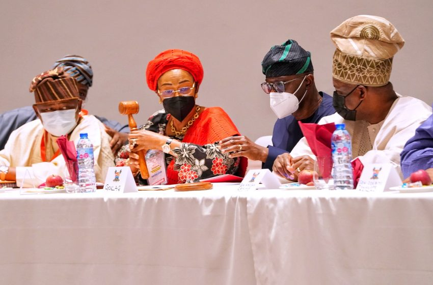 Constitutional Review: Sanwo-Olu Demands Special Economic Status For Lagos, Fiscal Federalism, State Police