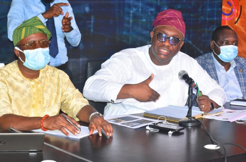 LAGOS EXECUTES 377 PROJECTS IN 377 WARDS