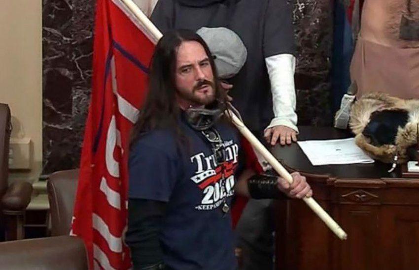 Second guilty plea in US Capitol riot probe