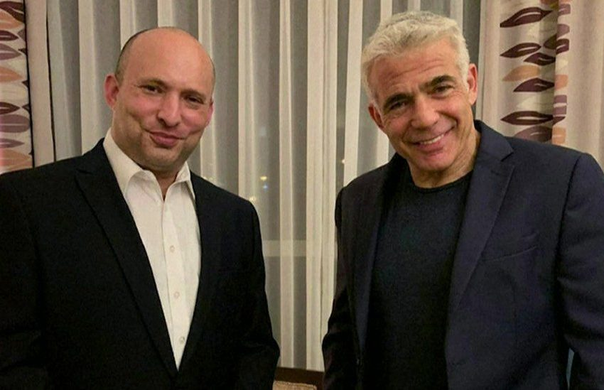 Israel opposition parties agree to form government