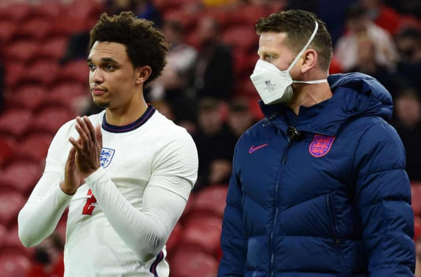 Injury Rules England Trent Alexander-arnold Out Of Euro 2020
